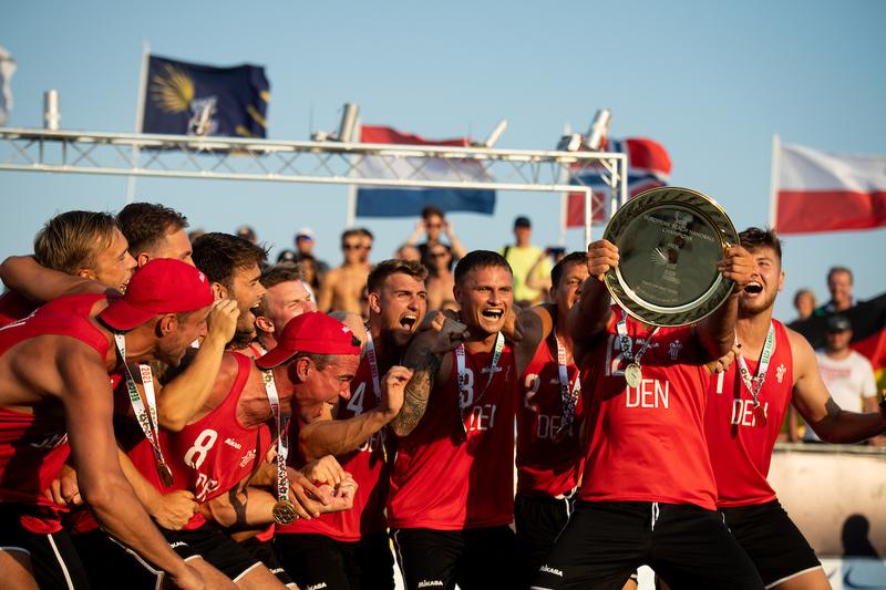 Final: Denmark v Croatia