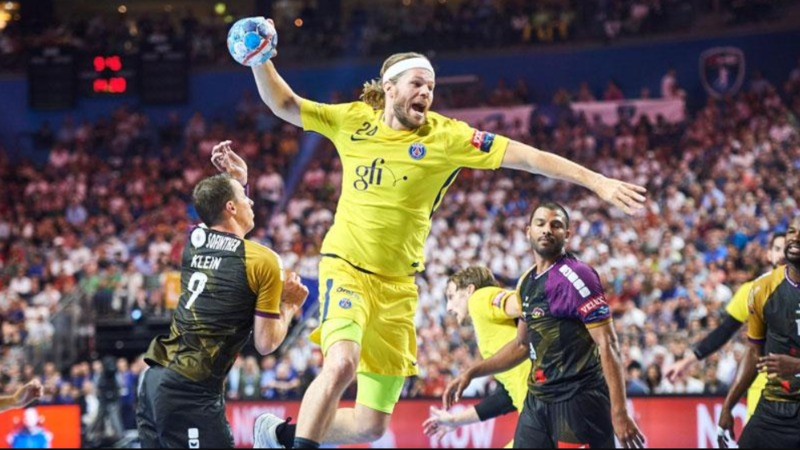 Semi-finals: HBC Nantes - Paris Saint-Germain Handball