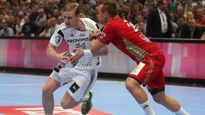 Semi-finals: THW Kiel - MKB-MVM Veszprém