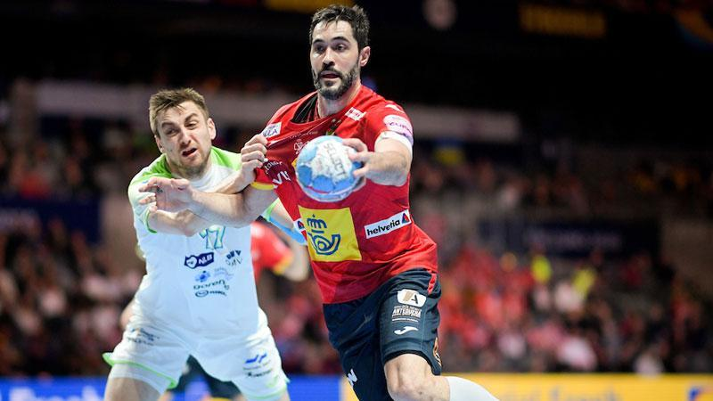 Semi-finals: Spain - Slovenia