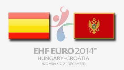Semi-finals: Spain - Montenegro