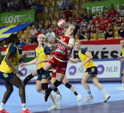 Semi-finals: Hungary v Sweden