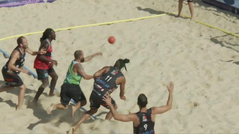 3rd Place: Tuareg Algeciras v V. Gaw
