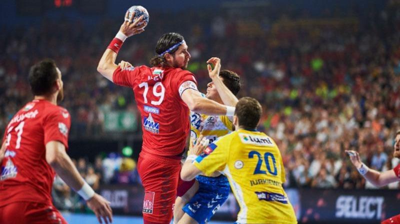 Semi-finals: Telekom Veszprem HC - PGE Vive Kielce