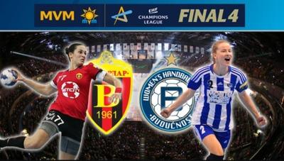 Semi-finals - WHC Vardar SCBT - Buducnost
