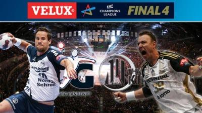 Final: SG Flensburg-Handewitt - THW Kiel