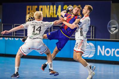 Final: Barça v Aalborg Handbold