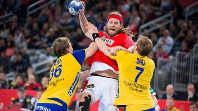 Semi-finals 2: Denmark - Sweden
