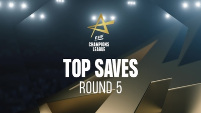 Top 5 Saves of the Round - R5