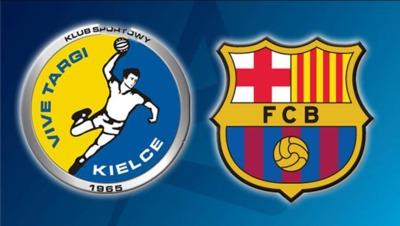 Semi-finals : KS Vive Targi Kielce - FC Barcelona Intersport