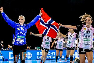Final: Brest Bretagne Handball v Vipers Kristiansand