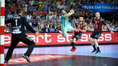 Semi-finals: HC Vardar - FC Barcelona Lassa