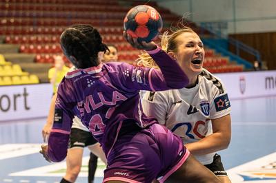 Nantes Atlantique Handball v CS Minaur Baia Mare - Match Highlights - Semi-final