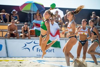 Semi-finals: Hungary v Spain
