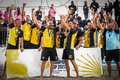 Final: V. Gaw v CBMP Ciudad de Málaga