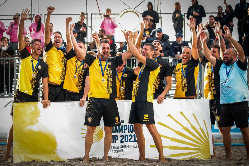Final: V. Gaw v CBMP Ciudad de Malaga