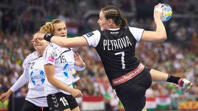 Semi-finals: Rostov-Don - HC Vardar