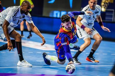 Semi-finals: Barça v HBC Nantes