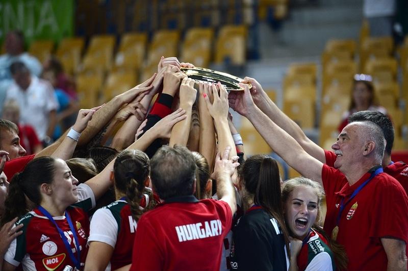 Final: Russia v Hungary