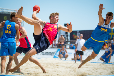 Semi-finals: Sweden v Ukraine
