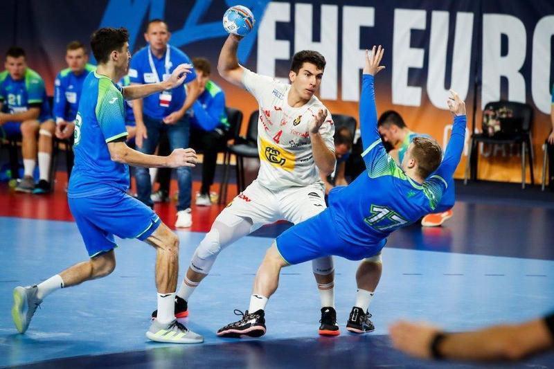 3rd Place: Slovenia v Spain