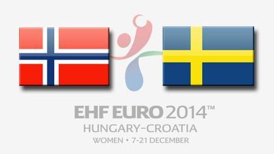 Semi-finals: Norway - Sweden