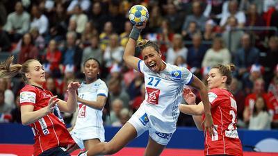 Semi-finals: France - Norway