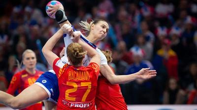 Semi-finals: Russia - Romania