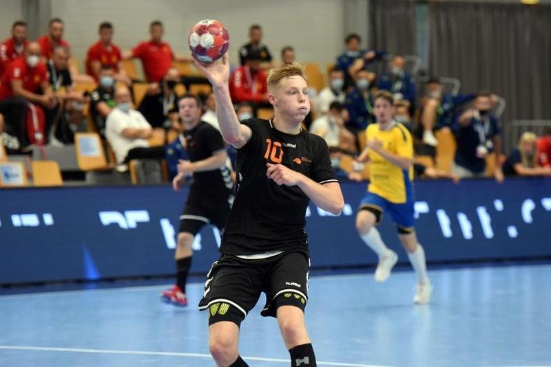 Semi-finals: Romania v Netherlands