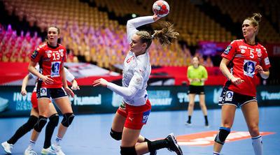Semi-finals: Norway v Denmark
