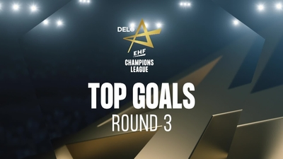 Top 5 Goals of the Round - R3