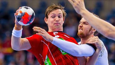 Semi-finals: Norway - Germany
