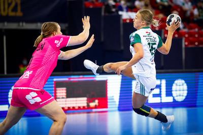 Semi-finals: Györi Audi ETO KC v Brest Bretagne Handball