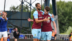 HIGHLIGHTS | Oldham v Burnley Pre Season 2021/22
