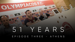 51 YEARS | Episode 3 - Athens