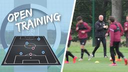 TRAINING | Sidelined Clarets Back In Training