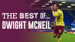 THE BEST OF   Dwight McNeil