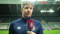 REACTION   Hennessey On Successful Clarets Debut
