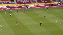 REPLAY | Burnley v Leeds 2020/21 - 1st Half