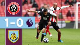 HIGHLIGHTS | Sheffield United v Burnley 2020/21
