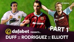 DAFABET PRESENTS | Duff x Rodriguez x Elliott | Part 1