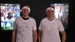 BADLY DRAWN CLARETS | Vokes & Walters Get Surprise Gifts!