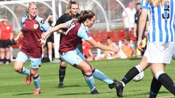 HIGHLIGHTS   Burnley Women v Huddersfield Town Women 2021/22