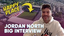 BIG INTERVIEW   Jordan North