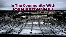 SUPPORT | In The Community With Josh Brownhill