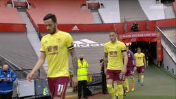 REWIND   Man United v Burnley 2020/21