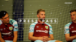 PRESS PASS | Clarets Look To Foxes Fixture