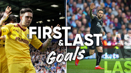 FIRST & LAST GOALS   Ings, Vokes, Wright & More