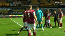 REPLAY | Wolves v Burnley 2020/21 - 2nd Half