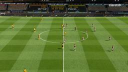REPLAY | Wolves v Burnley 2020/21 - 1st Half